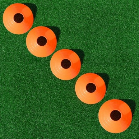 Training Marker Cones [ORANGE]