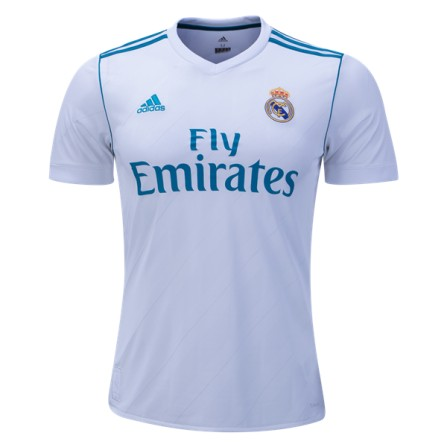 Real Madrid Soccer Jersey - Home