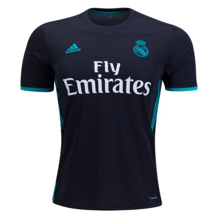 Real Madrid Soccer Jersey - Away