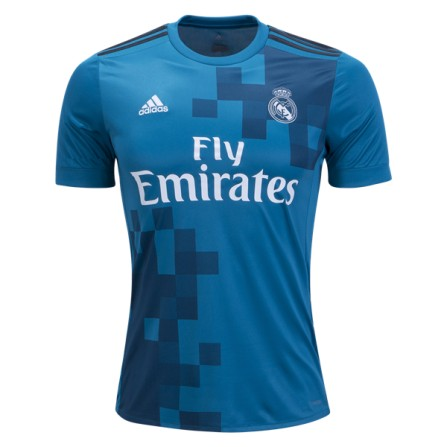 Real Madrid Soccer Jersey - Third