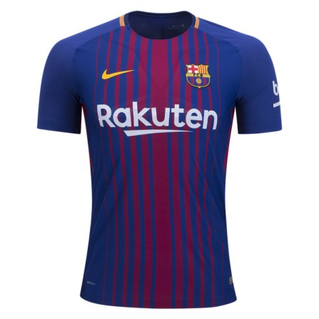 Barcelona Soccer Jersey - Home