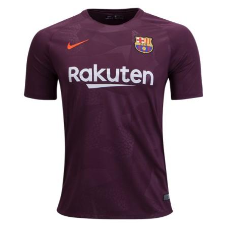 Barcelona Soccer Jersey - Third