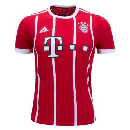 Bayern Munich Soccer Jersey - Home