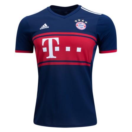 Bayern Munich Soccer Jersey - Away