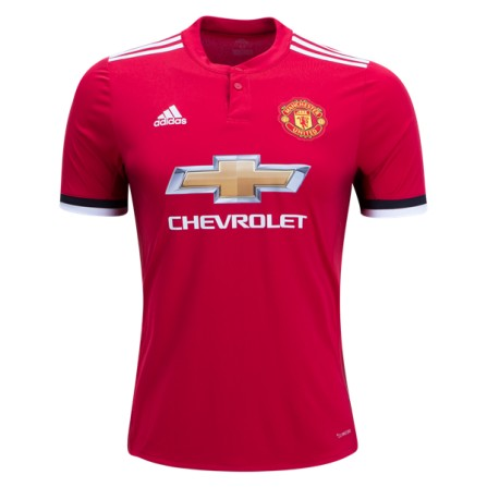 Manchester United Soccer Jersey - Home