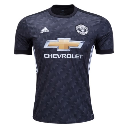 Manchester United Soccer Jersey - Away