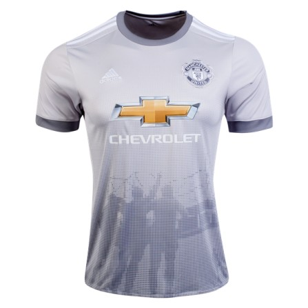 Manchester United Soccer Jersey - Third