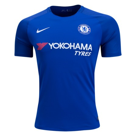 Chelsea Soccer Jersey - Home