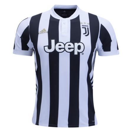 Juventus Soccer Jersey - Home
