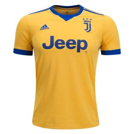 Juventus Soccer Jersey - Away