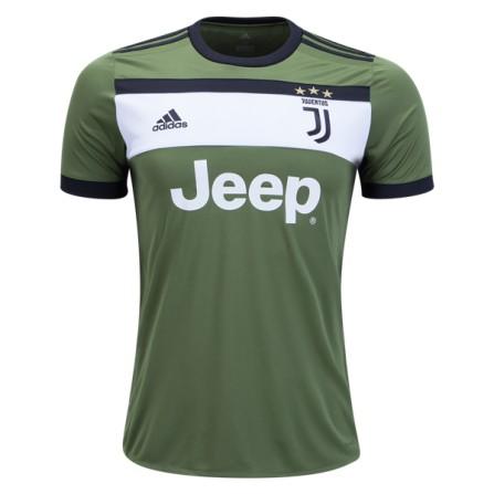 Juventus Soccer Jersey - Third