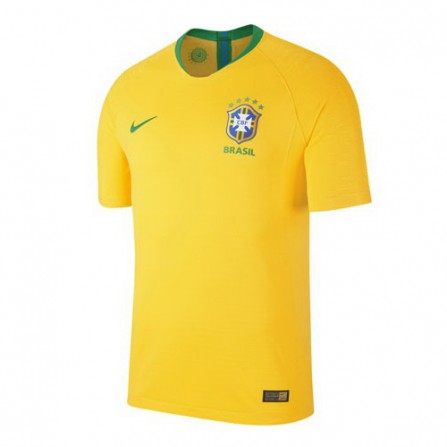 Brazil Soccer Jersey - Home