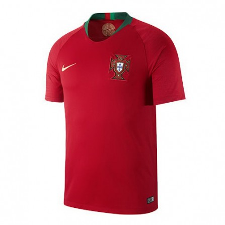Portugal Soccer Jersey - Home