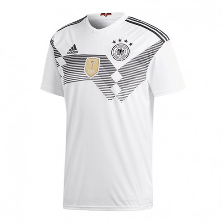 Germany Soccer Jersey - Home
