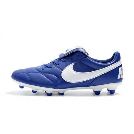 Nike Soccer Shoes Blue