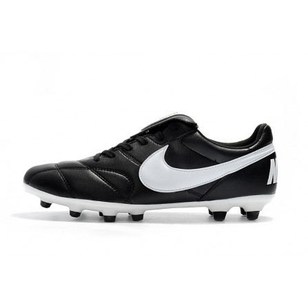 Nike Soccer Shoes Black Color